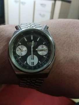 Vendo citizen chronograf automatic 8110