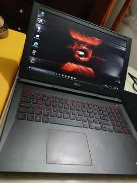 Laptop Gamer con grafica GTX-1060 de 6GB