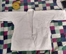 Uniforme de Karate para niño talla 30