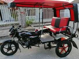 Vendo Moto carro 3.300.000
