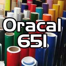 Vinilo oracal 651