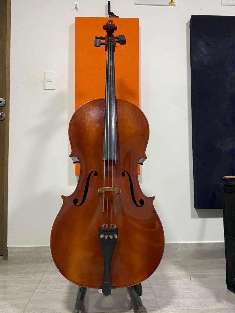 Cello 4/4 luby czech