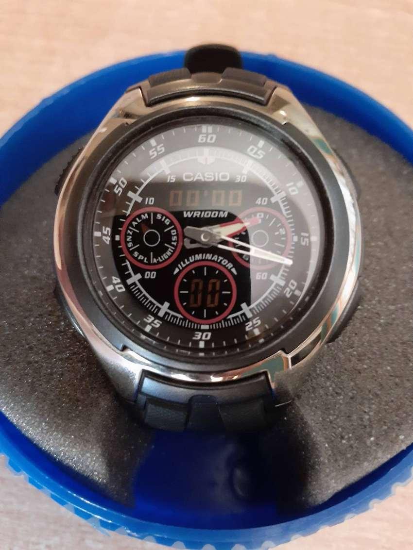 Reloj cronometro 0