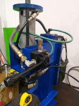 Prensa Hidráulica en C Motor