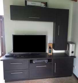 Mueble de Televisión y Entretenimiento