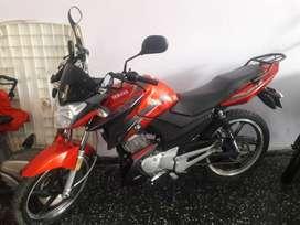 Yamaha ybr 125cc mod17¡¡linda