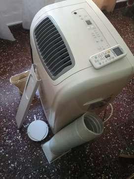 Aire  acondicionado portatil frío calor tophuse 2500frig
