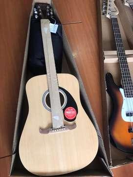 Guitarra Fender FA125  Acustica NUEVA
