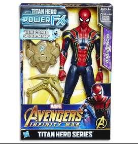 Spiderman Avengers Infinity War 30 cm hasbro