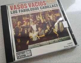 Los Fabulosos Cadillacs Vasos Vacios Grandes Exitos 85-93