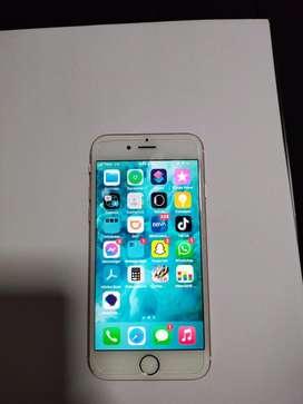 Iphone 6s excelente estado de uso
