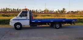 Servicio de grua y traslado vehicular