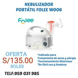 Nebulizador folee W006