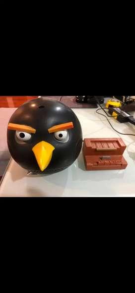 Parlante de Angry Birds