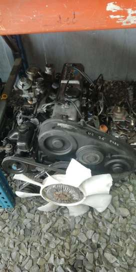 Motor Hyunday H100 Turbo D4bh