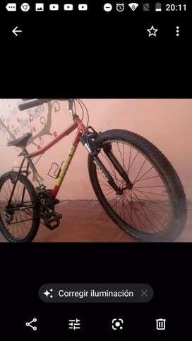 Vendo bicicleta MTB en perfecto estado