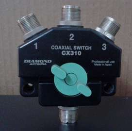 Switch Coaxial De Antena Diamond Cx310a Japan En Martinez
