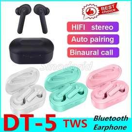 Súper precio!! audífonos DT5 gama alta nuevos + envío + garantía + pago contra entregac
