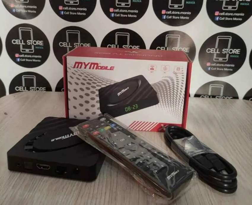 TV BOX - VARÍAS CAPACIDADES ( CONVIERTE TU TELEVISOR CONVENCIONAL EN UN SMART TV )