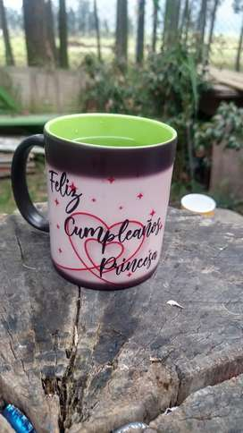 Mugs sublimados