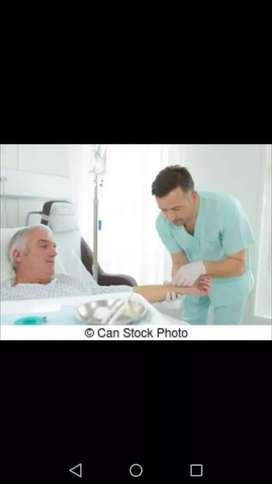 Licdo en enfermería disponibilidad inmediata para laborar en el turno nocturno.