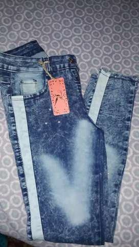 Jeans nuevo talle 42