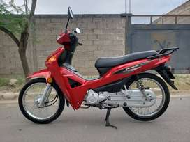 Vendo honda wave impecable a $45.000 precio charlable