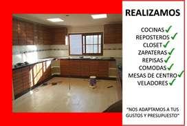 Cotización Y Diseño De Cocinas En Melamina En Huancayo