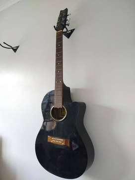 Guitarra Electroacústica Gracia Modelo Pol C/ Ecualizador
