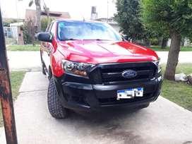 Ford Ranger 2017  4x4