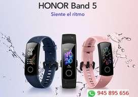 Huawei Honor Band 5 Versión Global + 1 correa