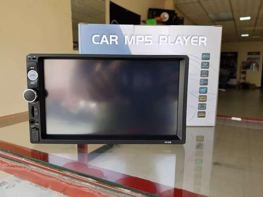 Radio con pantalla bluetooth+usb+mirrorlink 0
