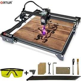 Cnc Laser De 20w, Maquina De Corte Y Grabado Laser. Ortur