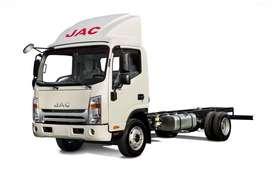 Camión JAC 6 Toneladas con Chasis Cabina VIP