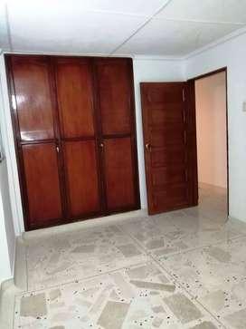 Arriendo habitacion amoblada o sin amoblarblar