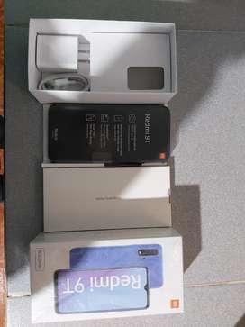 Xiaomi redmi 9t+vidrio templado