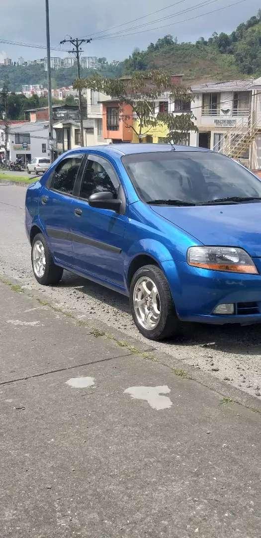Vendo automóvil Chevrolet sedan 0