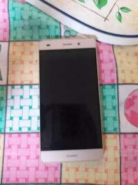 Huawei p8 lite x..cambiar tapa trasera, funcional
