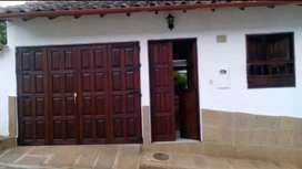 Vendo hermosa casa en el pueblito mas lindo de colombia. Barichara