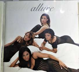 Allure. Rhythm and Blues. Cd original. Made in Austria. Impecable.