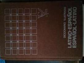 DICCIONARIO ILUSTRADO LATINO ESPAÑOL ESPAÑOL LATINO