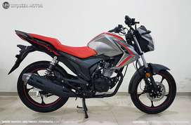 Moto Zanella Rx 150 Next modelo 2020 con 600km