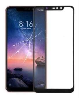 Xiaomi Redmi Note 6 Pro, cristal protector exterior de pantalla