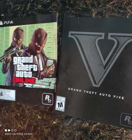 Guías Gta V PS4