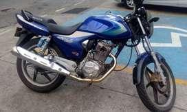 Vendo moto honda stron 2007  $ 1.300.000