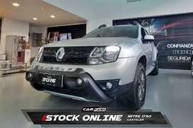 RENAULT DUSTER PH2 PRIVILEGE 2.0 4X4 2016