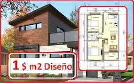 Planos/Arquitectonicos/Casas,Departamentos,Conjuntos de Casas. Precios Razonables-Promociones