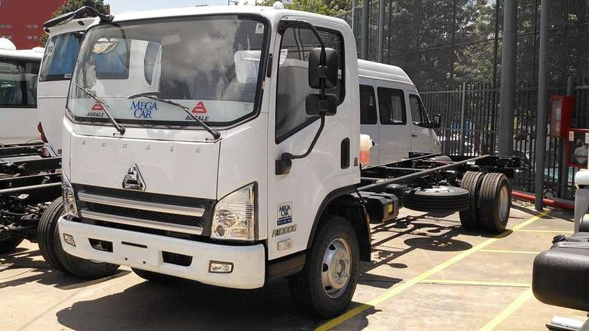CAMION AGRALE A10.000