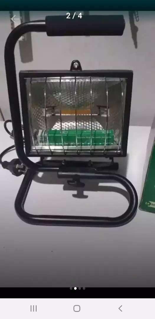 Reflector portatil 0