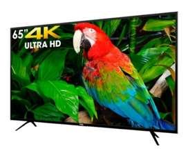 Tv Smart Tcl 65 4k Nuevos